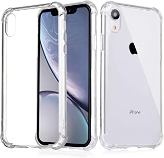 Gorilla - Shatterproof Hard Back Plastic Case Cover with Corner Reinforced Edge Protection with Screen Protector Sticker (...