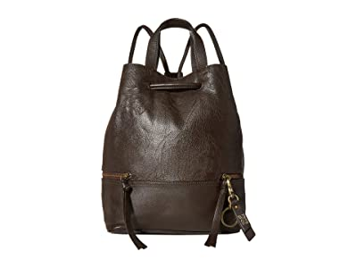 FRYE AND CO. Piper Backpack (Chocolate) Backpack Bags