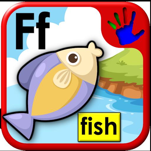Palabra preescolar ABC y foto puzzles - enseña lectura de sitio y el alfabeto inglés letra fonética con 120 palabras fáciles adecuados para niños de 2 y sobre