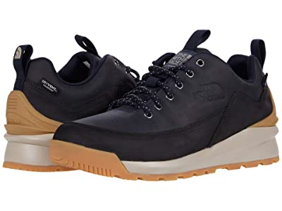 The North Face Back-to-Berkeley Low Waterproof (Aviator Navy/Utility Brown) Men