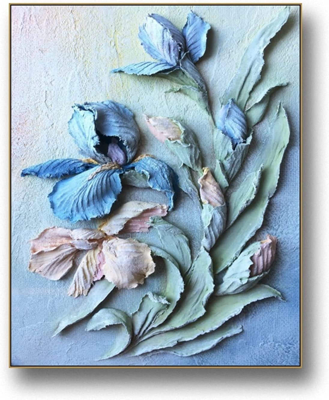 litu Photo Frame Flowers Fresno Mall Plants Wall Picture Prin Poster and Max 50% OFF Art