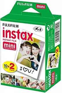 Fuji İnstax Mini 7s, Mini 8, Mini 9,Mini 25 Film 20Poz
