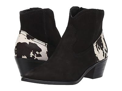 Dolce Vita Senica (Black Nubuck) High Heels