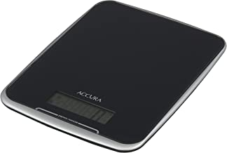 ACCURA ACC5008BLK Scales & Timers, Black