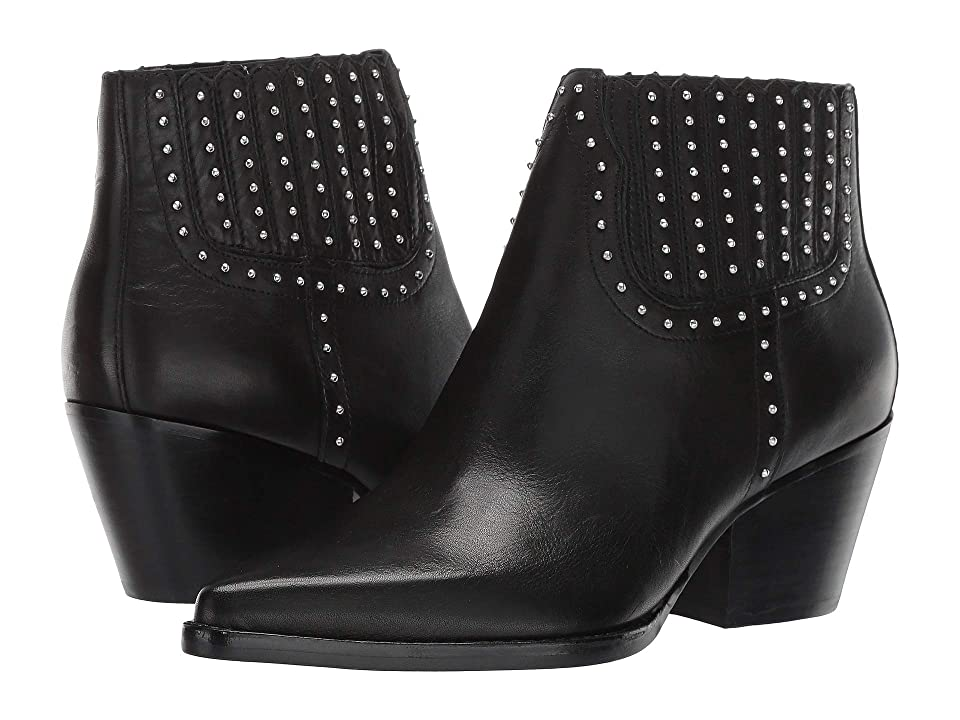 Dolce Vita Sethe (Black Leather) Women