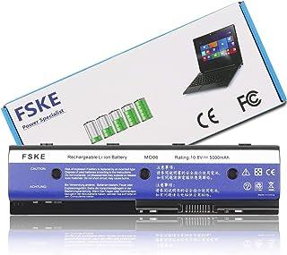 FSKE® MO06 671731-001 Batería para HP HSTNN-LB3N Pavilion DV7-7000 DV6-7000 DV4-5000 Envy M6-1000 M6-1105DX M6-1125DX Serie Notebook Battery, 6-Celdas 10.8V 5000mAh