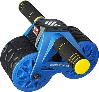 ボディスカルプチャー BODY SCULPTURE 腹筋ローラー パワーローラーコア 引き起しアシスト機能搭載 高密度マット付き 大型ローラー アブトレーニング