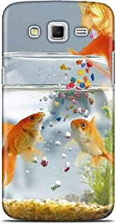 Shengshou Mobile Back Cover for Samsung Galaxy Grand 2 G7102/G7105 Sea Fish Food ABC145T31326