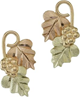 Black Hills Gold 10K Earrings from Coleman
