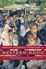 Norton Recorded Anthology Of Western Music DVD-ROM
