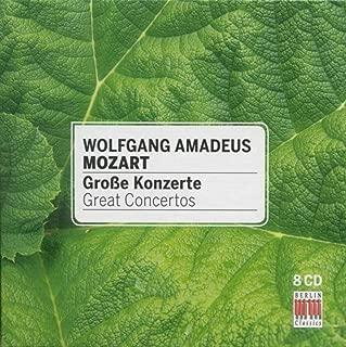 Mozart: Piano Concertos Nos. 20-27 - Violin Concertos Nos. 1-5 - Concertos KV 313, 315, 299 & Concertos for Wind Instruments KV 622, 191 & 314- Wind Concertos