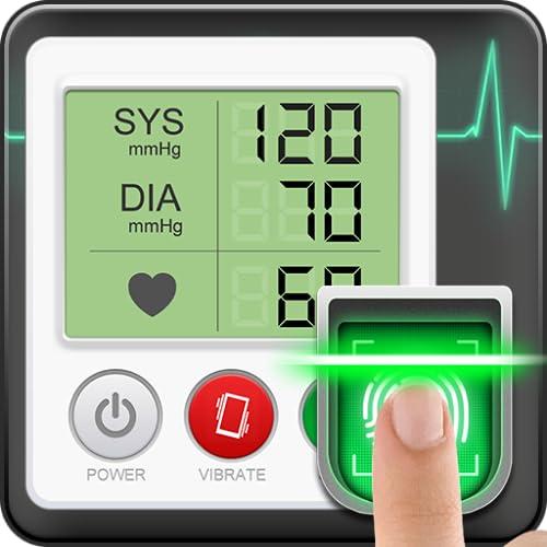 Blood Pressure Calculator : BP Finger Scanner : Blood Pressure Monitor 🔥