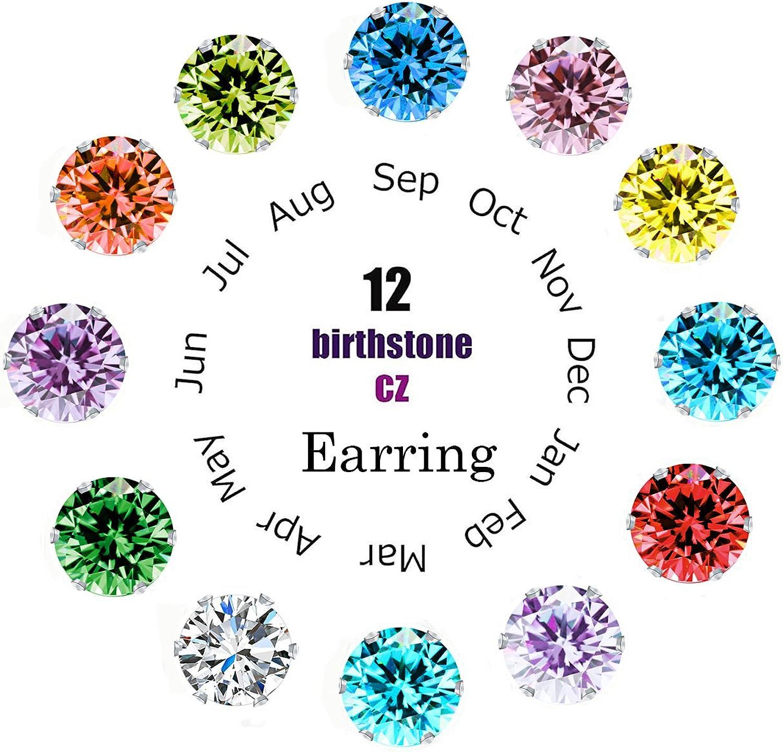 12 Pairs Stud Earrings Set Cute Stud Earrings Jewelry for Women