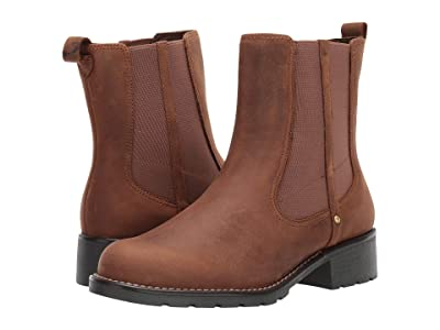 Clarks Orinoco Club (Brown Snuff) Women
