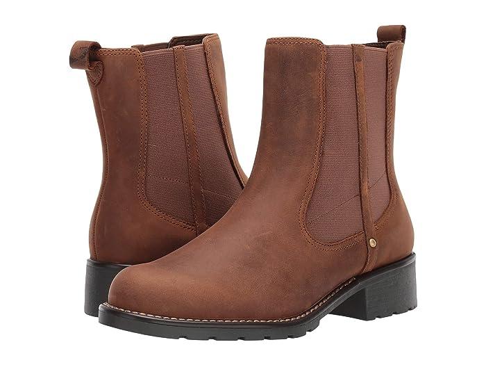 Clarks  Orinoco Club (Brown Snuff) Womens  Boots