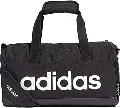 حقيبة للبالغين من الجنسين من اديداس، اسود/ابيض - FL3691