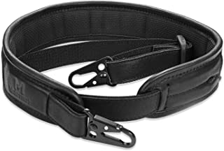 Marmot 2 Point Sling - Adjustable Sling 1 Inch Metal Hook Clip Leather - Nylon Sling