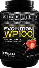 EVOLUTION WP100 BOTE FRESA 1,400 GR PROTEÍNA