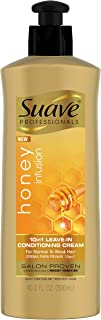 Suave Professionals 10 in 1 Leave-in Conditioner, Honey Infusion, 10.2 oz