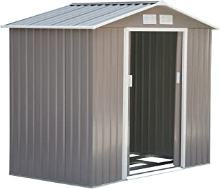 Best large metal garden sheds Reviews