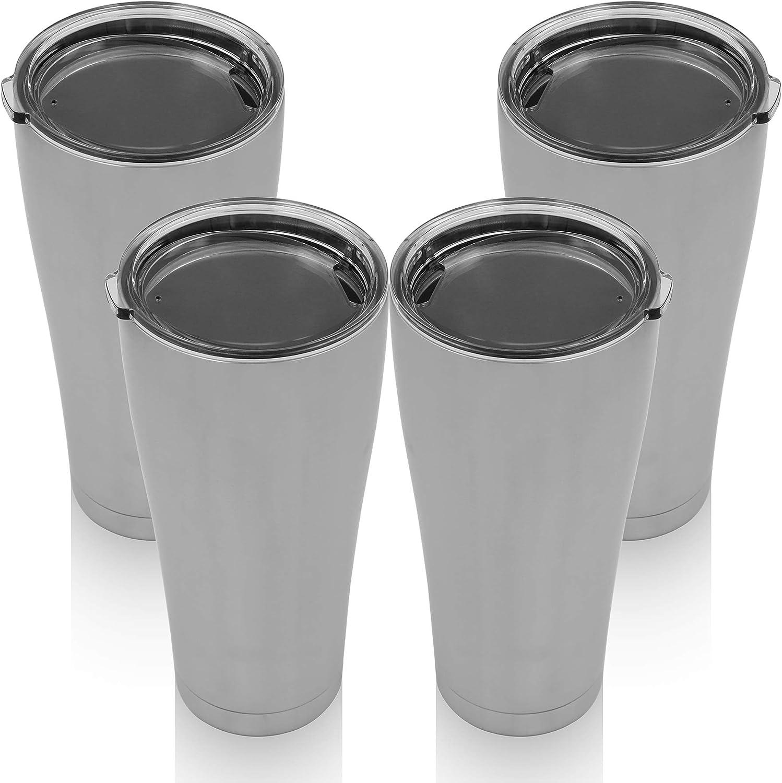 YESSIR 倉 32oz Stainless Steel Tumbler 8 In Gifts サービス Reusabl Pack Bulk