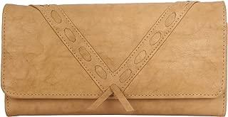 Butterflies Women's Wallet (BNS 2434) (Mustard)
