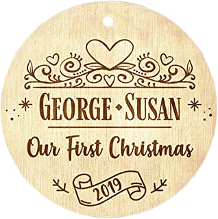 Best engraved christmas ornaments Reviews