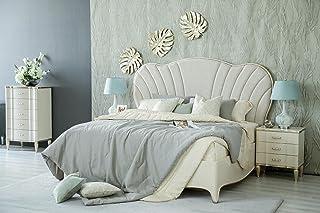 Pan Emirates Inkstand 5 Piece Bedroom Set 200x200 Cm