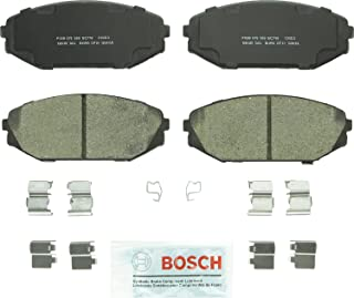 Bosch BC793 QuietCast Premium Ceramic Disc Brake Pad Set For: Acura MDX; Honda Odyssey, Front