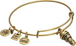 Alex and Ani - Charity By Design (Give the Kids The World) Sweet Treats Ice Cream Cone Bangle