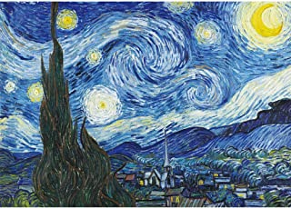 1000 Piece Puzzles Jigsaw Puzzle for Adults or Kids - Starry Sky Puzzles Toy 11.9 in x 16.7 in