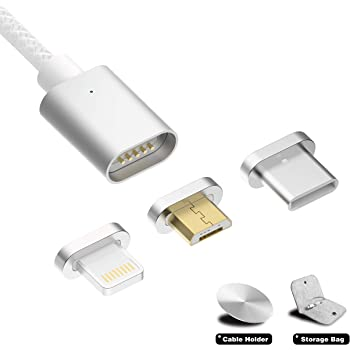 25% sur CABLING® Chargeur Magnétique Sans Fil Compatible