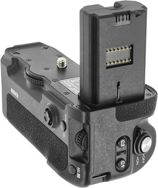 Meike MK-A9 - Empuñadura de batería para Sony Alpha A9 A73 A7III A7rIII sustituye a Sony VG-C3EM