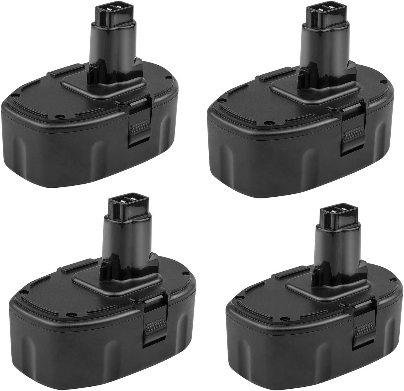 6.0Ah 18V Battery Compatible 現品 with XRP Dewalt 18v Cordles ストアー