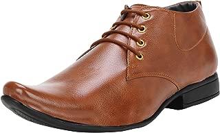 Koxko Half Ankle Formal Corporate Boot for Men