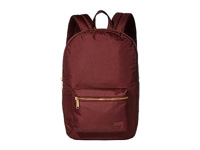 Herschel Supply Co. Settlement Mid-Volume Light (Plum) Backpack Bags