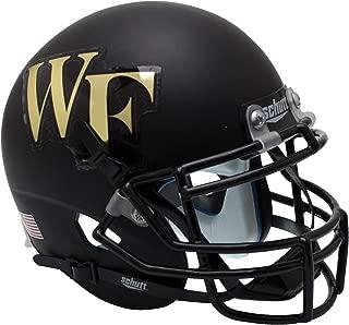 Schutt NCAA Wake Forest Demon Deacons Replica XP Football Helmet