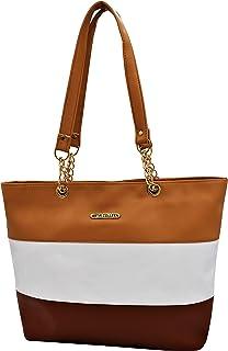ASTIR COLLEEN Shoulder Bag for Women/Girls (Tri-Color)