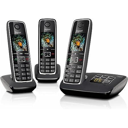 Gigaset C530a Trio Festnetz Telefon Schnurlos Dect Elektronik