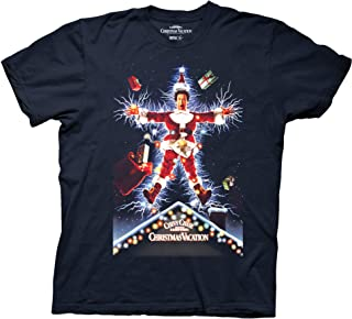 National Lampoons Christmas Vacation Movie Poster Adult T-Shirt
