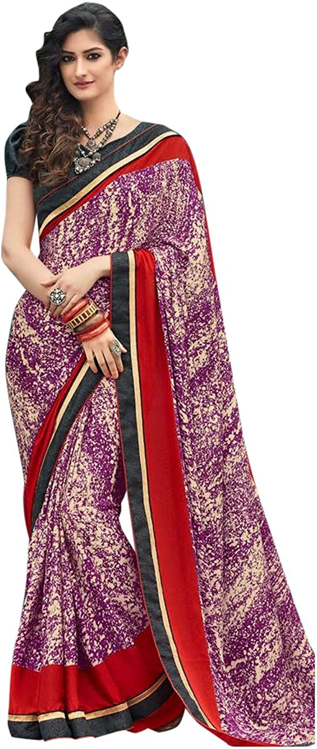 Bollywood Bridal Saree Sari for Women Collection Blouse Wedding Party Wear Ceremony 827 11