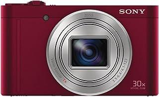 Sony SONY Digital Camera DSC-WX500 Optical 30 Times Zoom 18.2 Million Pixels Red Cyber-Shot DSC-WX500 RC