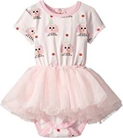 Party Girl Short Sleeve Circus Dress (Infant)