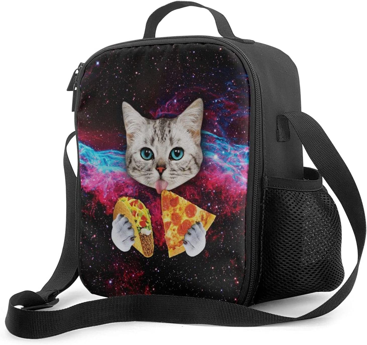 Taco 4 years warranty Cat Portable Lunch Bags Storage Nov Thermal Insulation Free shipping on posting reviews Cold