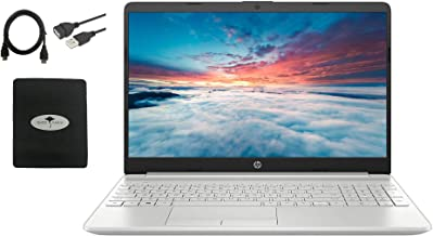 2021 Newest HP 15.6 HD WLED-Backlit Laptop for Business and Student, AMD Ryzen 3 3250U(Up to...