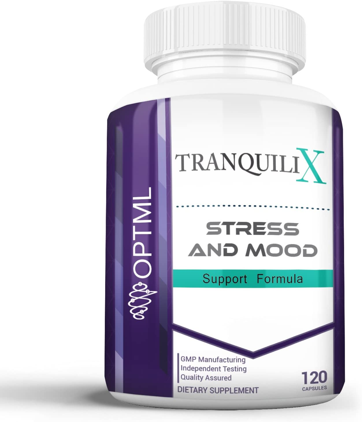 OFFicial shop TranquiliX Anxiety and Stress Relief Max 75% OFF Anti-Anxi Formula Advanced