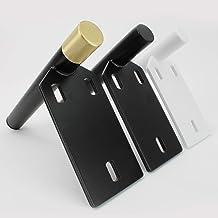 4x Natural Goods Berlin meubelpoten OUTSTANING | Design meubelpoten voor sofa, bed, kast, bank, dressoir (H 16cm, zwart)