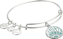 Alex and Ani - Words are Powerful Believe Bangle