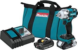 Makita XWT11R 18V LXT Lithium-Ion Compact Brushless Cordless 3-Speed 1/2