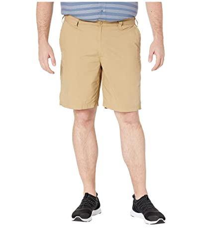 Columbia Big Tall Washed Out Shorts (Crouton) Men